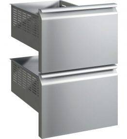 Optional Drawers for Solid Door Units