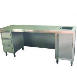 Multipurpose Utility Bench with Sink