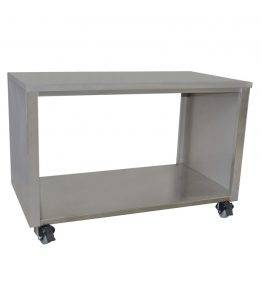 Pass Through Cabinet On Castors