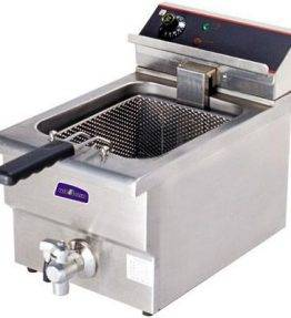 Single Benchtop Electric Fryer