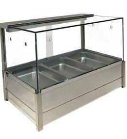 Bain Marie Counter-Top Display