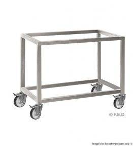 Trolley for Counter top Bain Marie