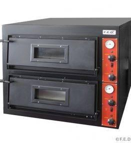 Germany's Black Panther Pizza Deck Oven