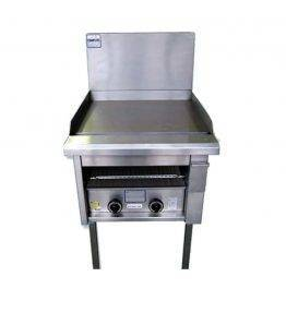 Combination Griller and Toaster