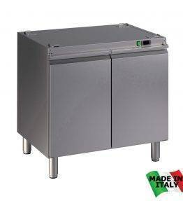 Heated Cabinet for Easy Line Oven Range